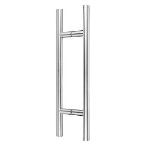 Stossgriffe für Glas und Holztüren