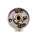 Hochwertige Edelstahl Rosettengarnitur Klasse 4 nach DIN EN 1906 Orlando 2