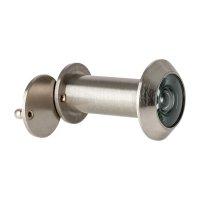 Türspion mit Sichtschutz | Echtglaslinse | 14 mm...