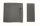 2-tlg. und 3-tlg. Bandpaar Aluminium EV1 fein matt für Glastürschlösser