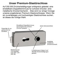 "Glastürschloss Studio ""Q3"" PZ..."