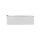 Glastürbeschlag Q3 WC   ovaler Drehknauf   inkl. Studiobändern   V2a Edelstahl poliert   auch objektgeeignet